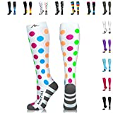 NEWZILL Compression Socks (20-30mmHg) for Men &...