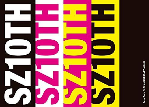 【メーカー特典あり】 SZ10TH (初回限定盤A)(2CD+Blu-ray)(BOX仕様)(予約購入先着特典:A4サイズ ステッカーシート)