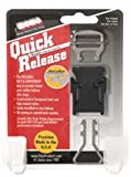 Echo Products 0108-001 Quick Release Chin-Strap for Motorcycle Helmet, Black