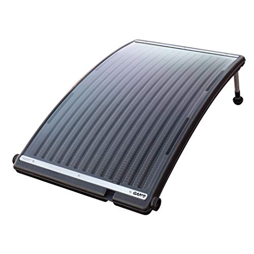 GAME 4721-BB Solar PRO Curve Solar Pool Heater