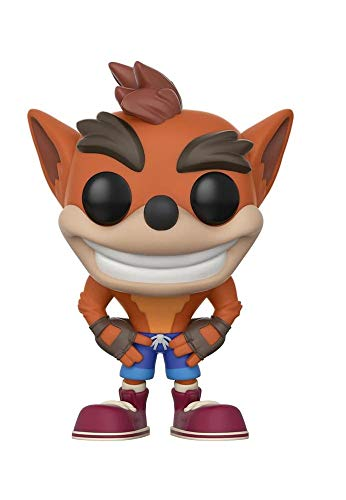 Pop! Funko games: crash bandicoot # 273