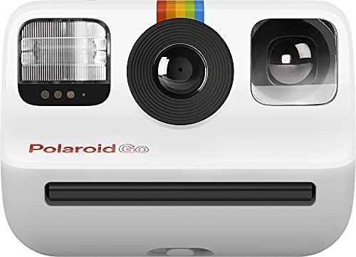 Polaroid Go Analog Instant Camera – White