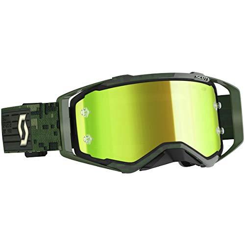 Scott Unisex-Adult Goggle (Military Kaki Green, one_size)