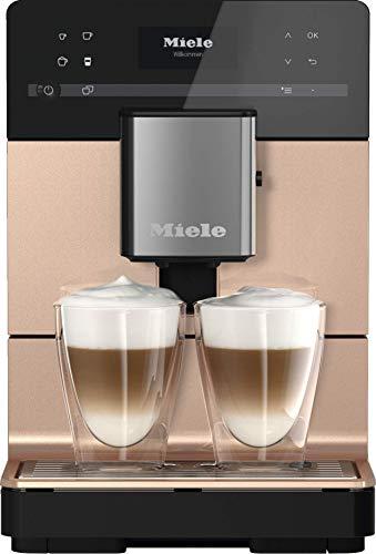 Miele CM 5500 Kaffeevollautomat (OneTouch- und OneTouch for zwei-Zubereitung, Zwei Genießerprofile,...
