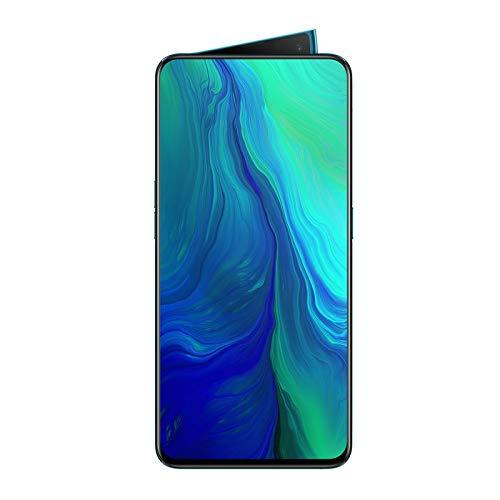 "Oppo Reno Smartphone Tim Ocean Green 6.4"" 6GB/256GB Dual Sim, Verde"