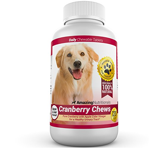 Amazing Cranberry for Dogs Pet Antioxidant,...