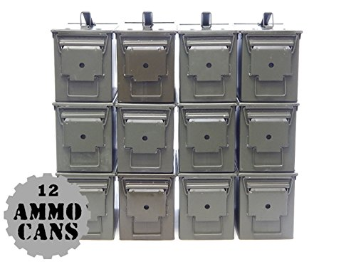 41y86p7AdbL - 7 Best Ammo Cans- A Must-Have Accessory for Gun Owners