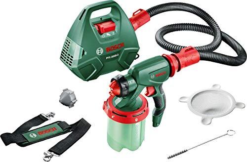 Bosch PFS 3000-2 Sitema Elettrico di Verniciatura a Spruzzo, in Scatola di Cartone, Serbatoio colore...