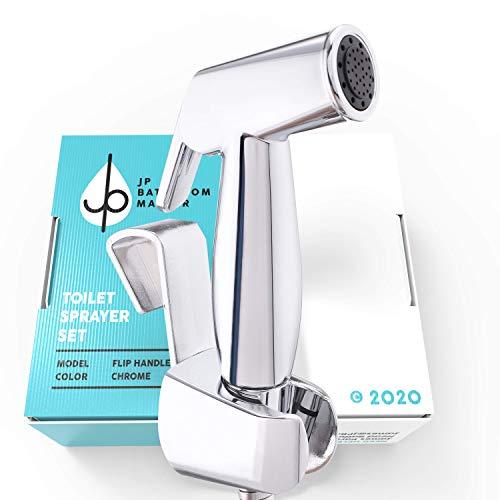 JP's Handheld Bidet Sprayer for Toilets, Bidet and Diaper Sprayer...