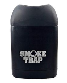 Smoke Trap 2.0 - Personal Air Filter (Sploof) - Smoke Filter With Replaceable Filter - 300+ Uses (Black)