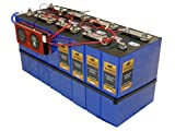 Lynx Battery 24V 200Ah Lithium Iron Phosphate (LiFePO4) Prismatic Cell with Daly BMS with Low Temp Cut Off