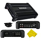 Orion Cobalt Monoblock Amplifier – Class D Amplifier 1500W RMS 3000W Max, Car Electronics Car Audio Stereo Subwoofer 1 Ohm Stable Bass Boost MOSFET Full Range Amplifier for Car Speakers Sub Amp