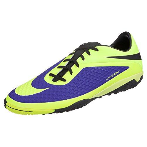 Nike Tenis de fútbol simipiel Amarillo 555615570