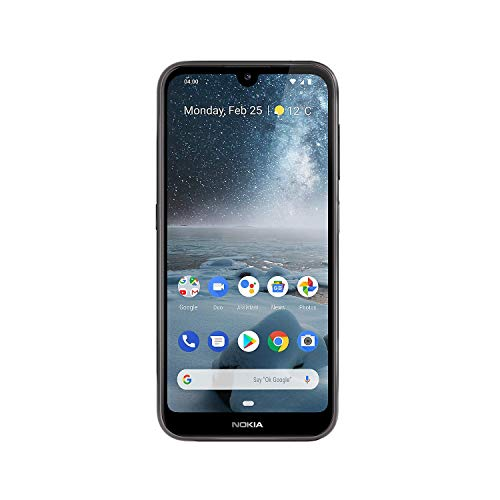Nokia 4.2 - Smartphone 16GB, 2GB RAM, Dual Sim, Black