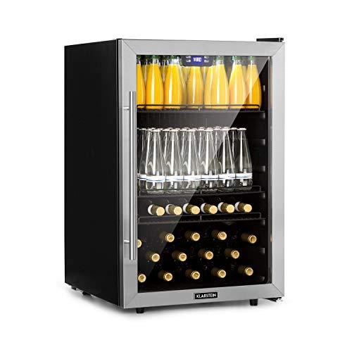 KLARSTEIN Beersafe 5XL - Refrigeratore Bevande, Frigorifero, 148 L, max 231 Lattine, 3 Ripiani in...
