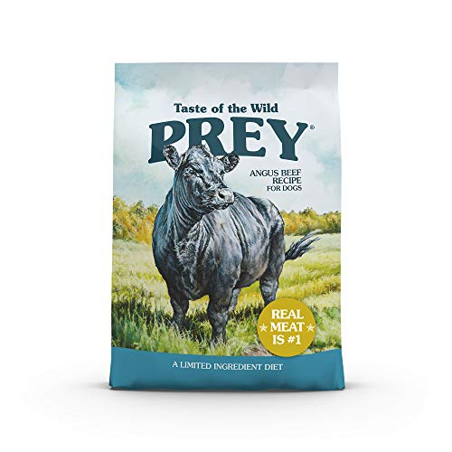 Taste of the Wild PREY Real Meat High Protein...
