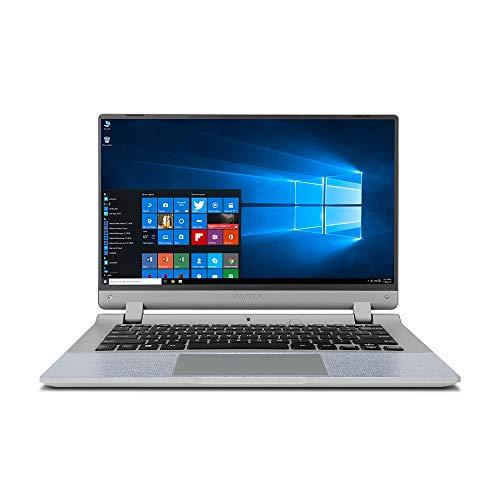 "AVITA Essential NE14A2INC433-CR 14"" (35.56cms)Laptop (Celeron N4000/4GB/128GB SSD/Window 10 Home in..."
