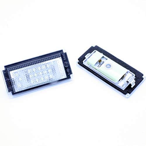 2 x luci a LED per targa Mini R50 R52 R53 COOPER ONE CANBUS