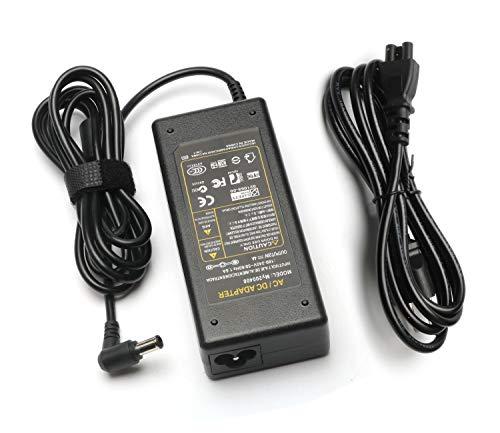 19V LG Electronics Charger AC Adapter for LG LED LCD Monitor Widescreen HDTV 19' 20' 22' 23' 24' 27' Ultrawide HDTV HD TV ADS-40FSG-19 19032GPBR-1,IPS236V,IPS236-PN,E2750VR-SN Power Supply Cord Plug