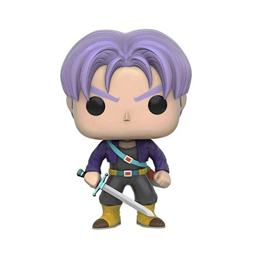 Anime: dragonball z - trunks action figure