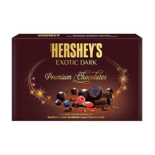 Hershey's Exotic Dark Gift Pack, 135g (Pack of 2)