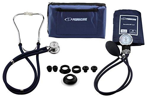 Primacare Medical Supplies DS-9181 - Kit professionale per misurare la pressione, con stetoscopio,...