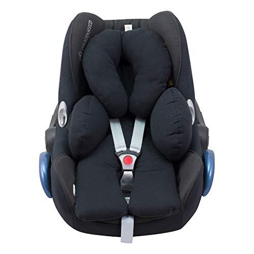 JANABEBE Auto-Sitzverkleinerer Antiallergikum (Black Series)
