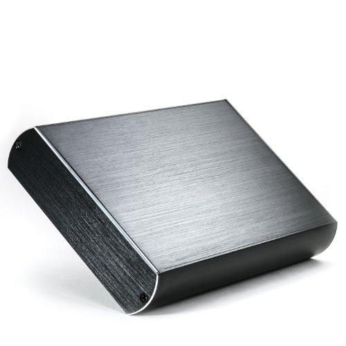 CSL - USB 3.0 Alloggiamento Disco Rigido HDD in Alluminio da 3,5 Pollici Super Speed per SATA I II...