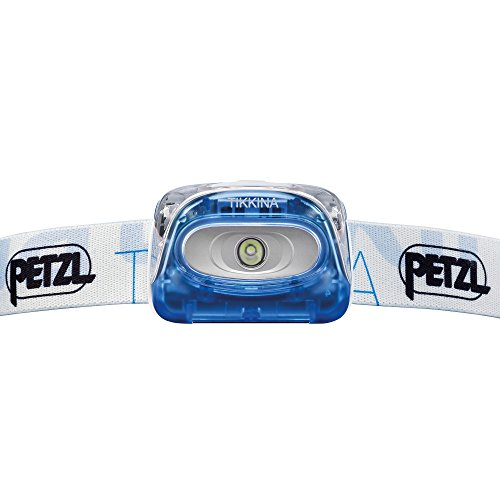Petzl Tikkina Head Lamp - Blue, One Size