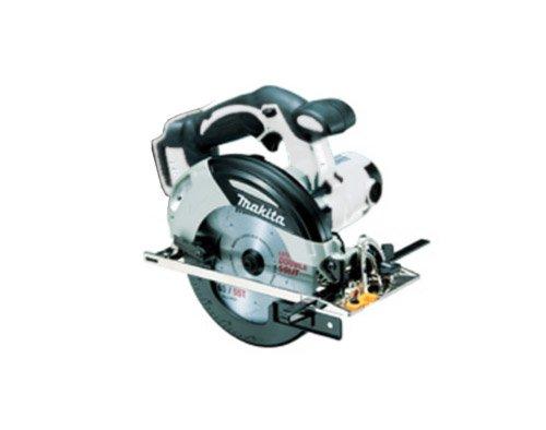 マキタ 充電式マルノコ アルミベース 18V 165mm (本体のみ/バッテリー・充電器別売) 白 HS630DZW