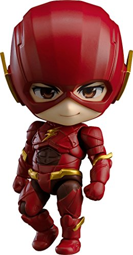 Boneco colecionável nendoroid the flash good smile company