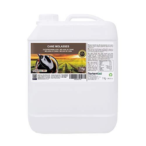 Nortembio Agro Melassa di Canna 7 kg. 100% Naturale. Favorisce la Crescita delle Colture. Uso Universale. Non Solforata.