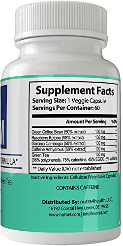 Keto Pharm Diet Pills Advanced Weight Loss Supplement Capsules with Garcinia, Raspberry Ketones 2