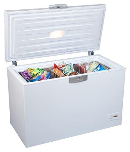 Beko HSA 29530 congelatore Libera installazione A pozzo Bianco 284 L A++