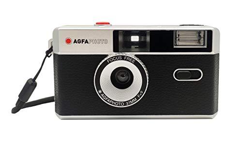 AgfaPhoto 35mm telecamera analogica nero