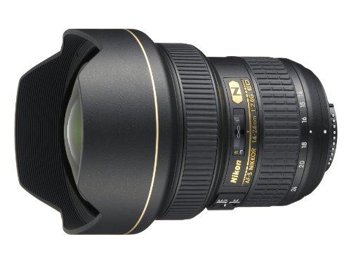 Nikon AF-S Zoom-Nikkor 14-24mm 1:2,8G ED Objektiv schwarz