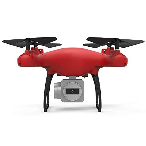 LIANYANG Drone Remote Control Aircraft 1080P Videocamera HD Quadcopter Fisso High Time Drone Tempo reale Tempo reale Fotografia aerea Pressione atmosferica Atterraggio di emergenza costante Modalit s