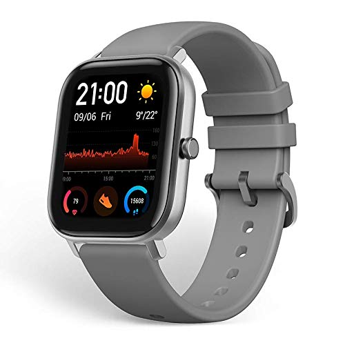 Amazfit GTS Smartwatch Fitness Tracker with Built-in GPS,5ATM...