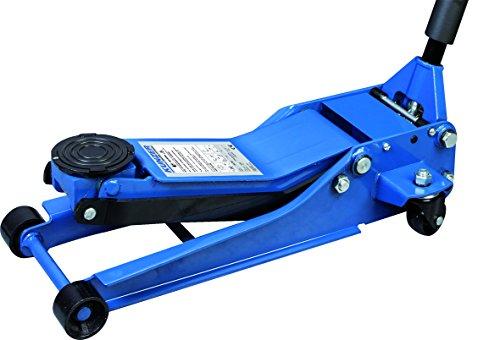 Kunzer WK 1075 Hydraulischer Rangierwagenheber 2.500 kg, Blau