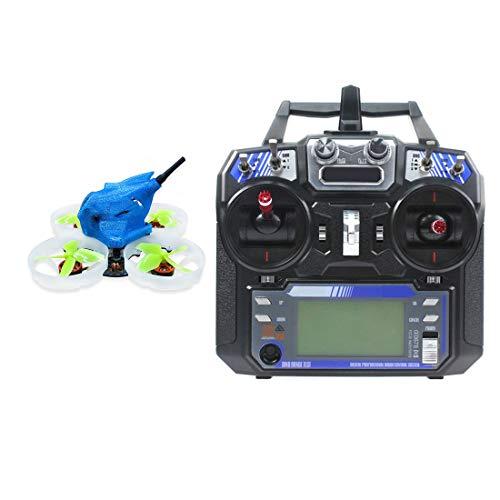 FullSpeed ??NamelessRC Besthawk 75mm F4 OSD 2-3S Whoop FPV Racing Drone RTF DVR Versione con Telecomando FS-I6