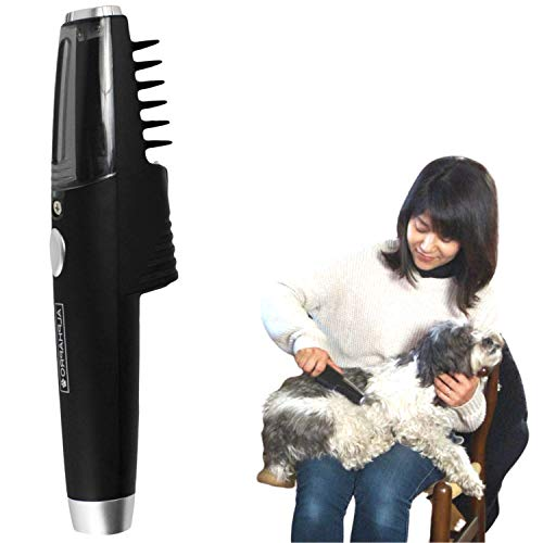 MISTIC COOL Alpha Pro All-in-One, Pain-Free, Deshedding Grooming Tool...