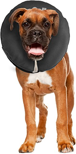 ZenPet Protective Inflatable Recovery Collar for...