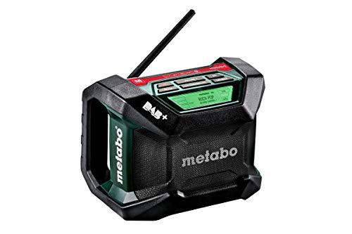 Metabo Akku Baustellenradio R 12-18 (DAB+, Bluetooth,...