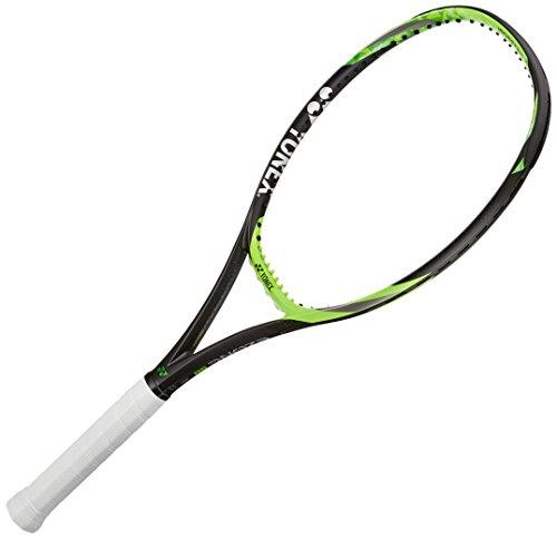 Yonex E Zone 98 Graphite Unstrung Tennis Racquet, 27-inch 285 g (Lime Green)