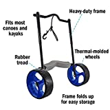 Seattle Sports Original End Cart - Wheeled Kayak and Canoe Carrier Dolly