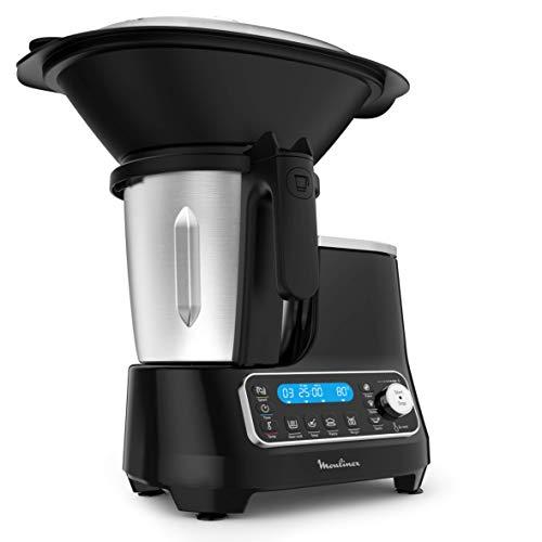 Moulinex ClickChef HF4SPR30 - Robot de cocina multifunción 3.6 l...