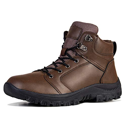 Mens Hiking Snow Boots