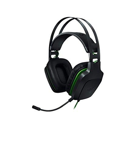 Razer Electra V2 Gaming Headset (mit 7.1 Surround Sound, abnehmbaren Mikrofon, kompatibel mit PC, PS4, Xbox One, Switch und mobilen Geräten)