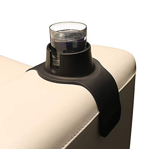 COUCHCOASTER (カウチコースター) 椅子 ソファー でこぼれないカップホルダー - ドリンク、グラス、カップ ...