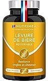 LEVURE DE BIERE REVIVIFIABLE - Levure active - Enrichie en Zinc &...